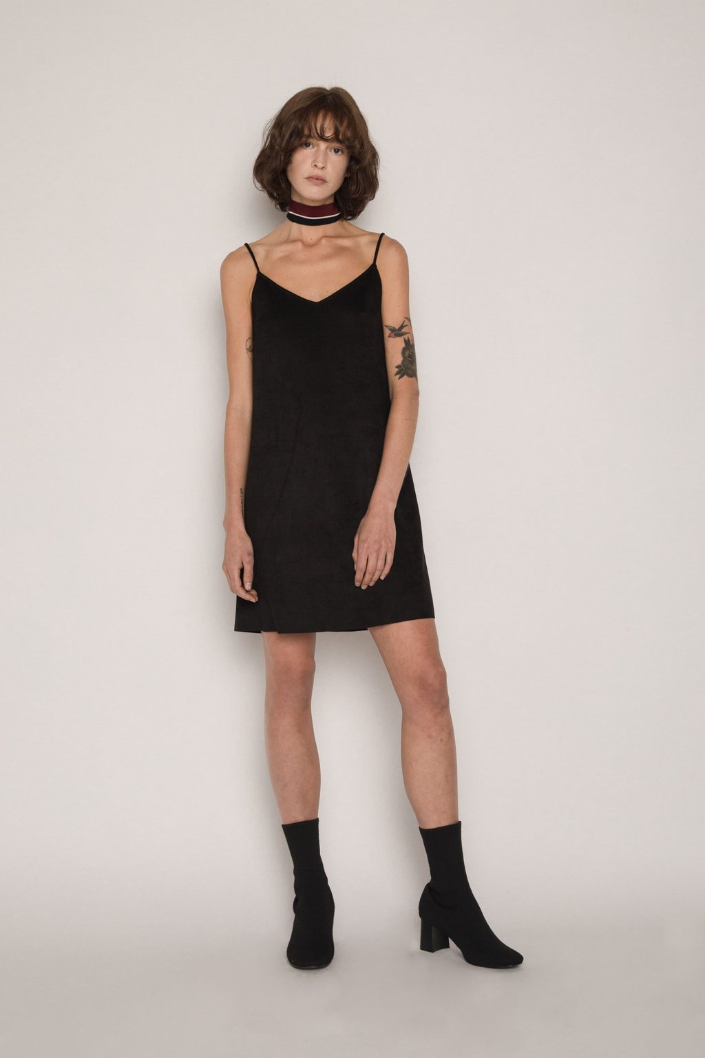 Dress 2162 Black 1