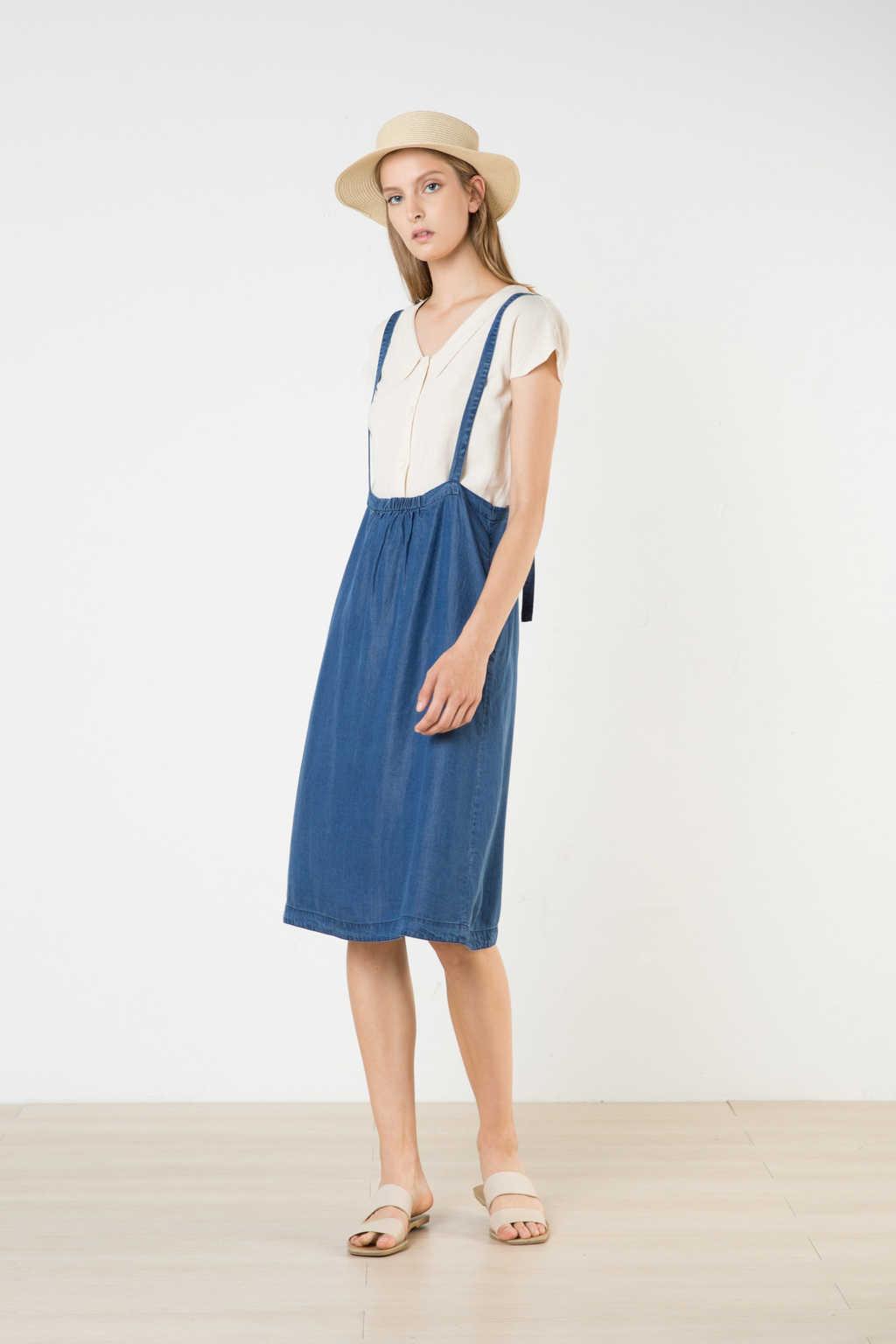 Dress 2303 Blue 1