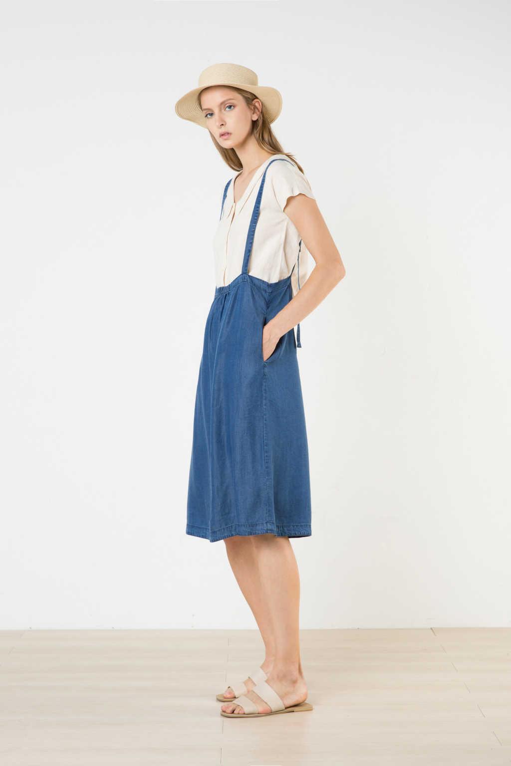Dress 2303 Blue 3