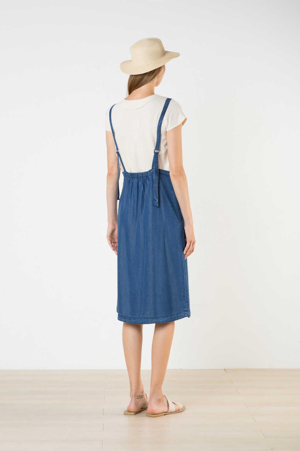Dress 2303 Blue 4
