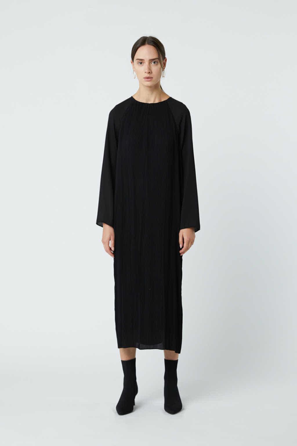 Dress 2517 Black 3