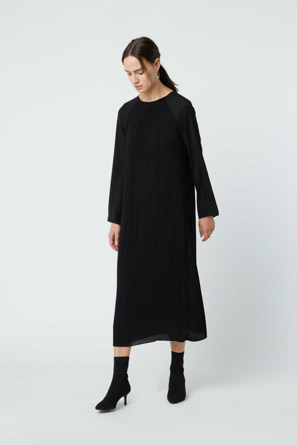 Dress 2517 Black 4