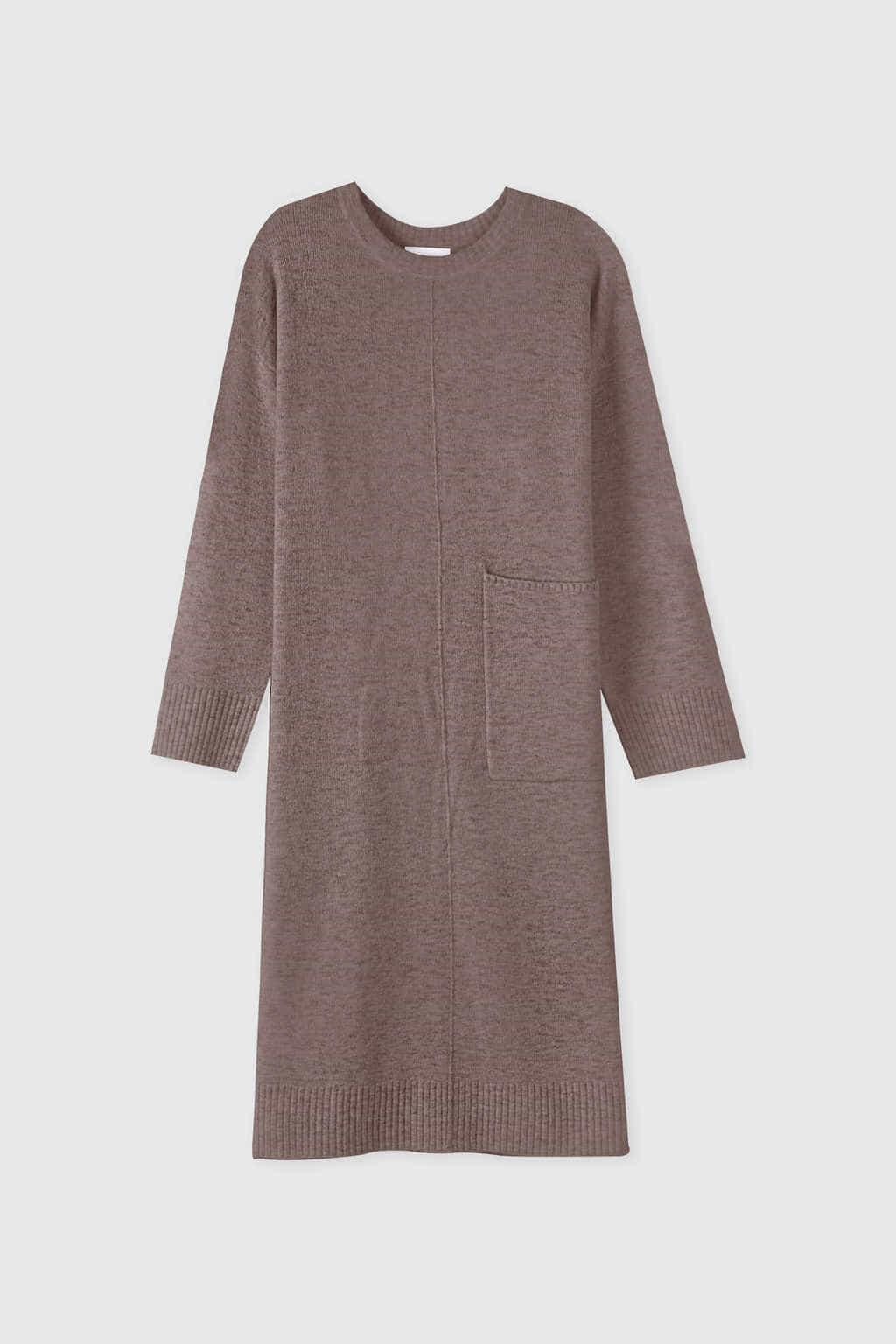 Dress 2604 Brown 7