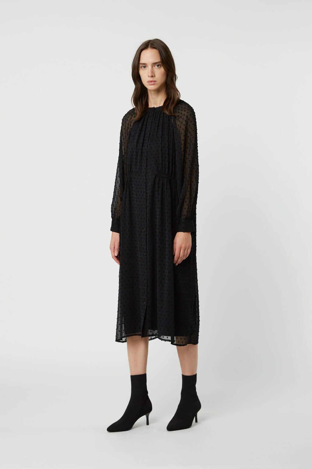 Dress 2613 Black 2