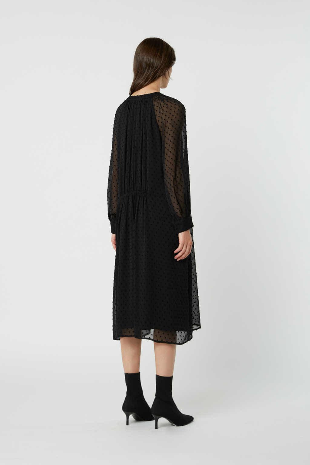 Dress 2613 Black 4