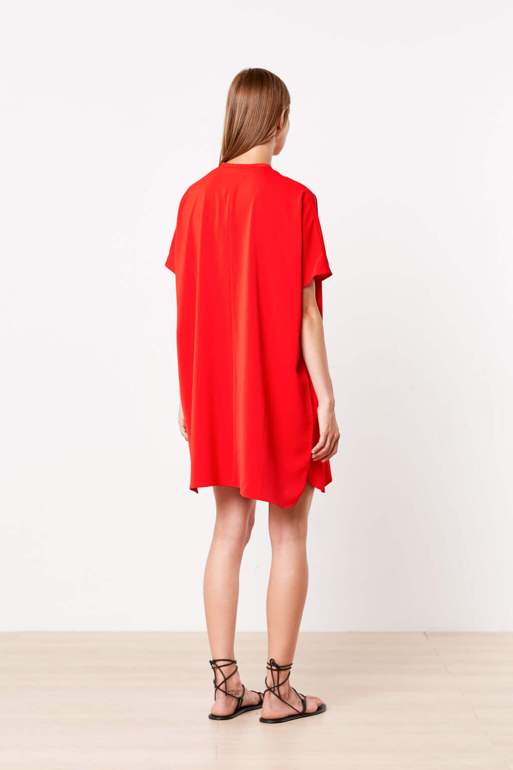 Dress 2723 Red 10