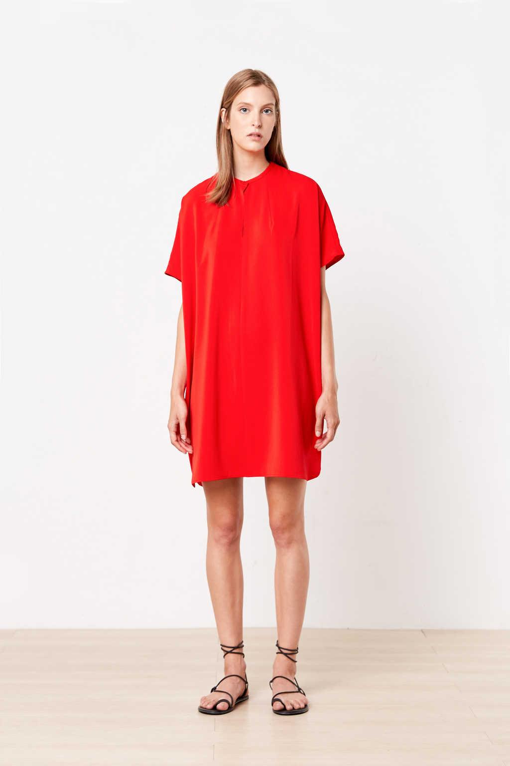 Dress 2723 Red 7