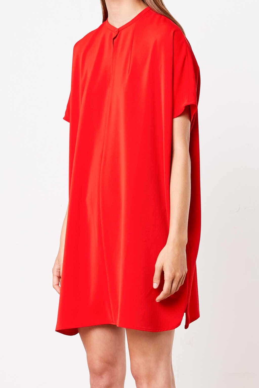 Dress 2723 Red 8