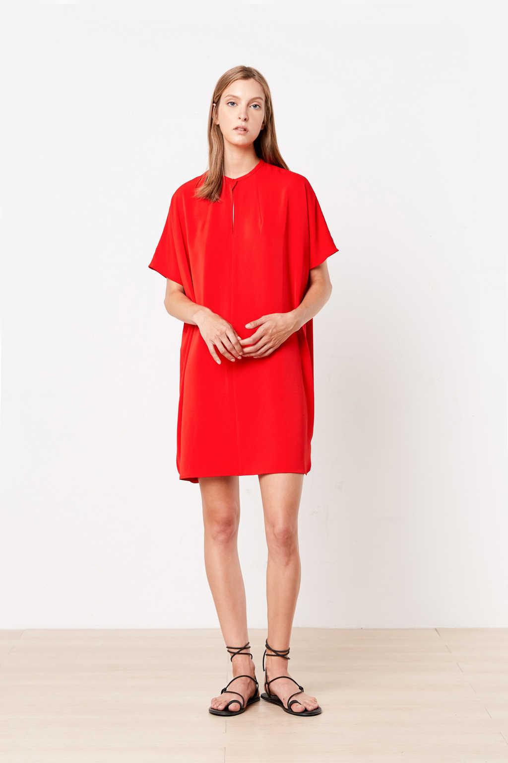 Dress 2723 Red 9