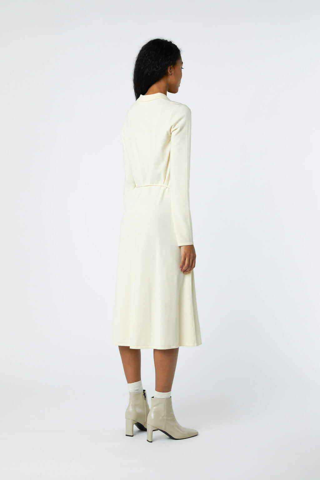 Dress 2868 Cream 4