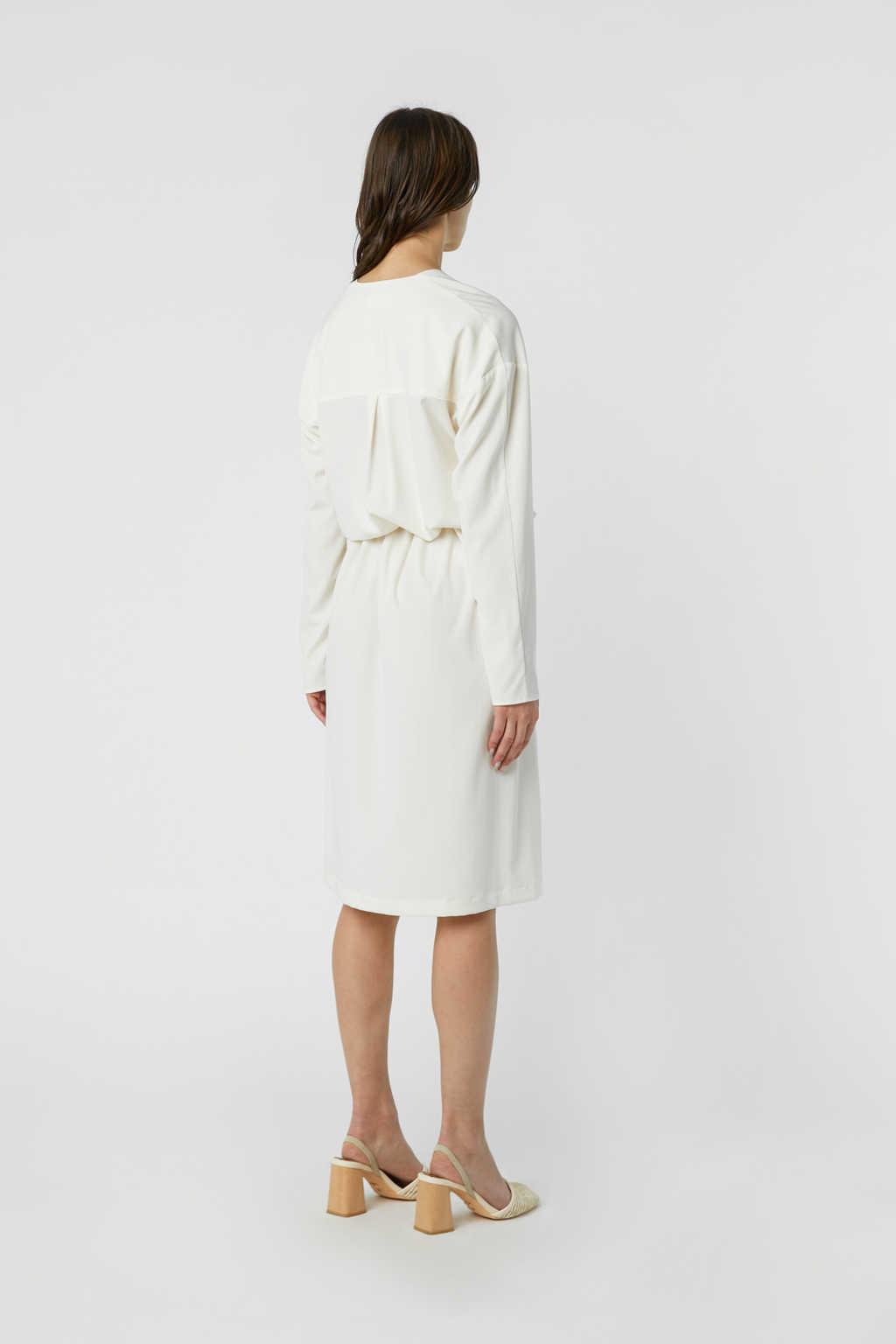 Dress 2958 Cream 10