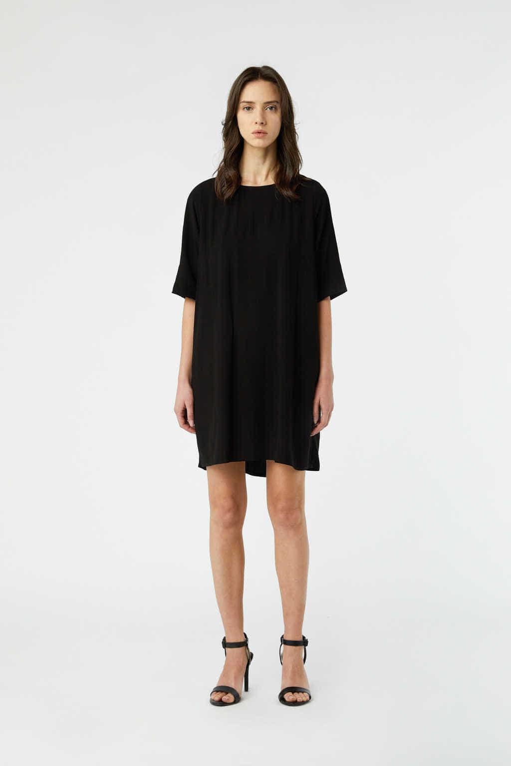 Dress 3052 Black 11