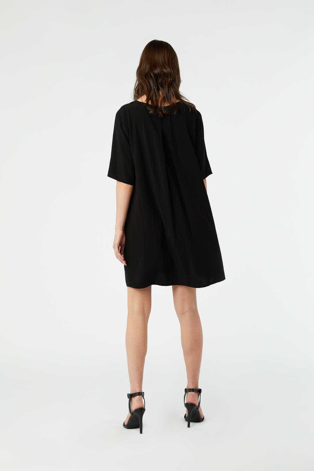 Dress 3052 Black 12