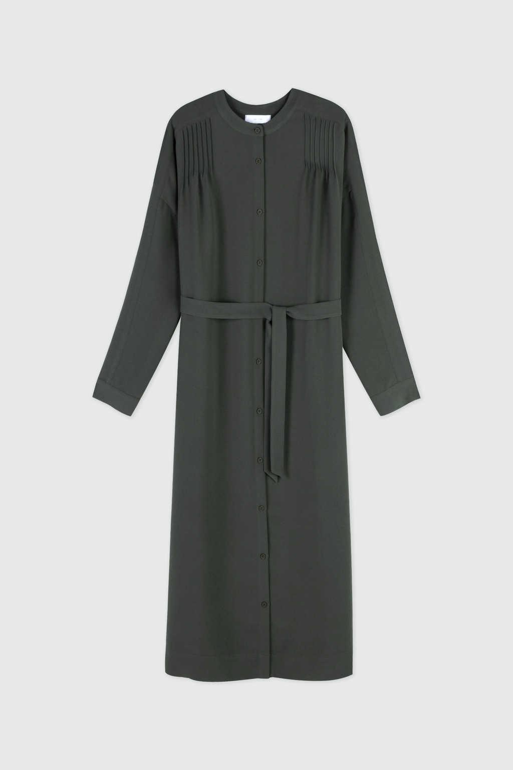 Dress 3054 Sage 12