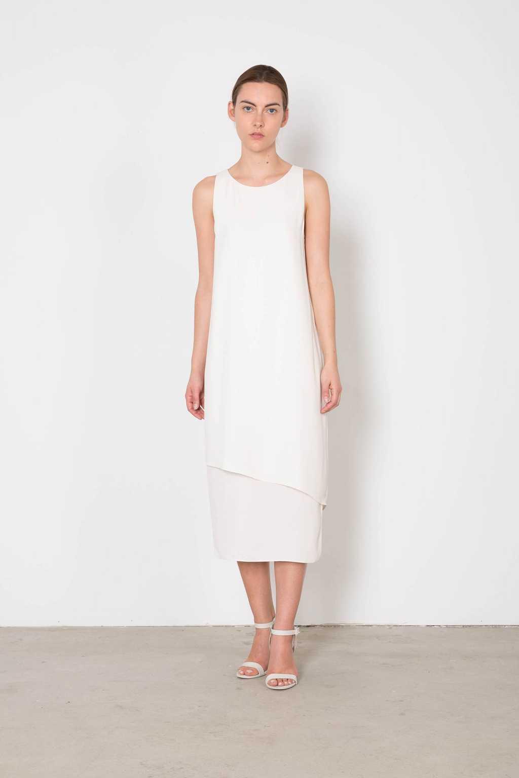 Dress 3123 Cream 1