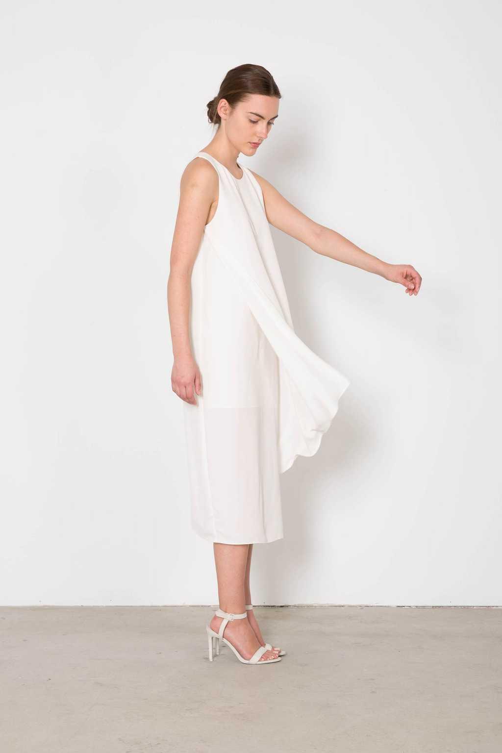 Dress 3123 Cream 2