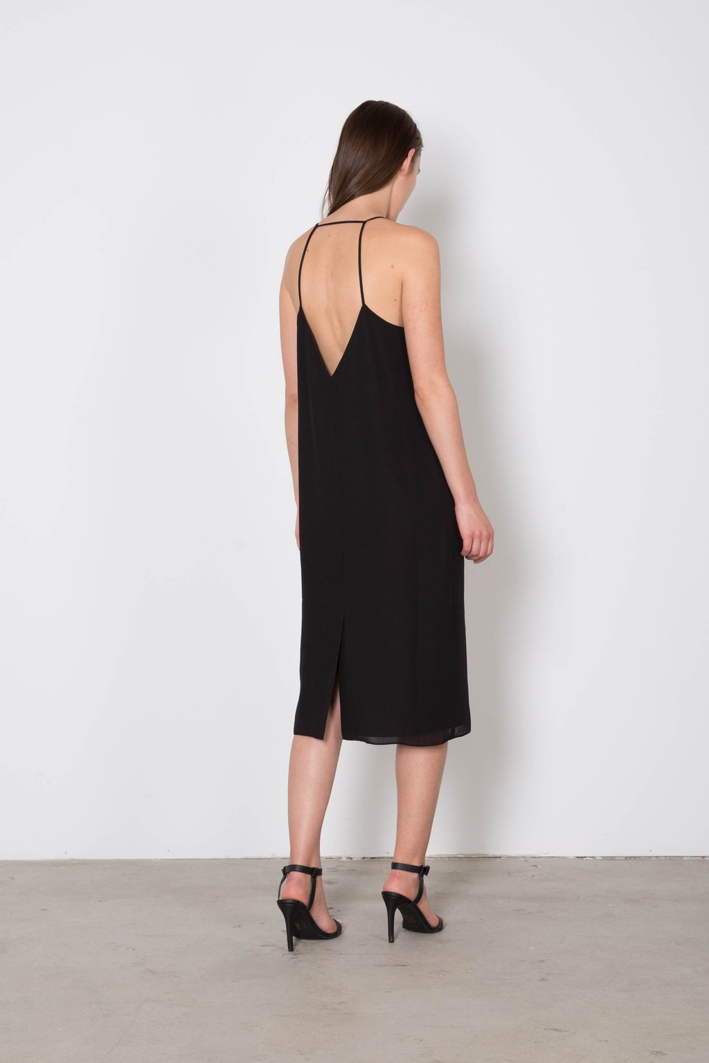 Dress 3124 Black 4