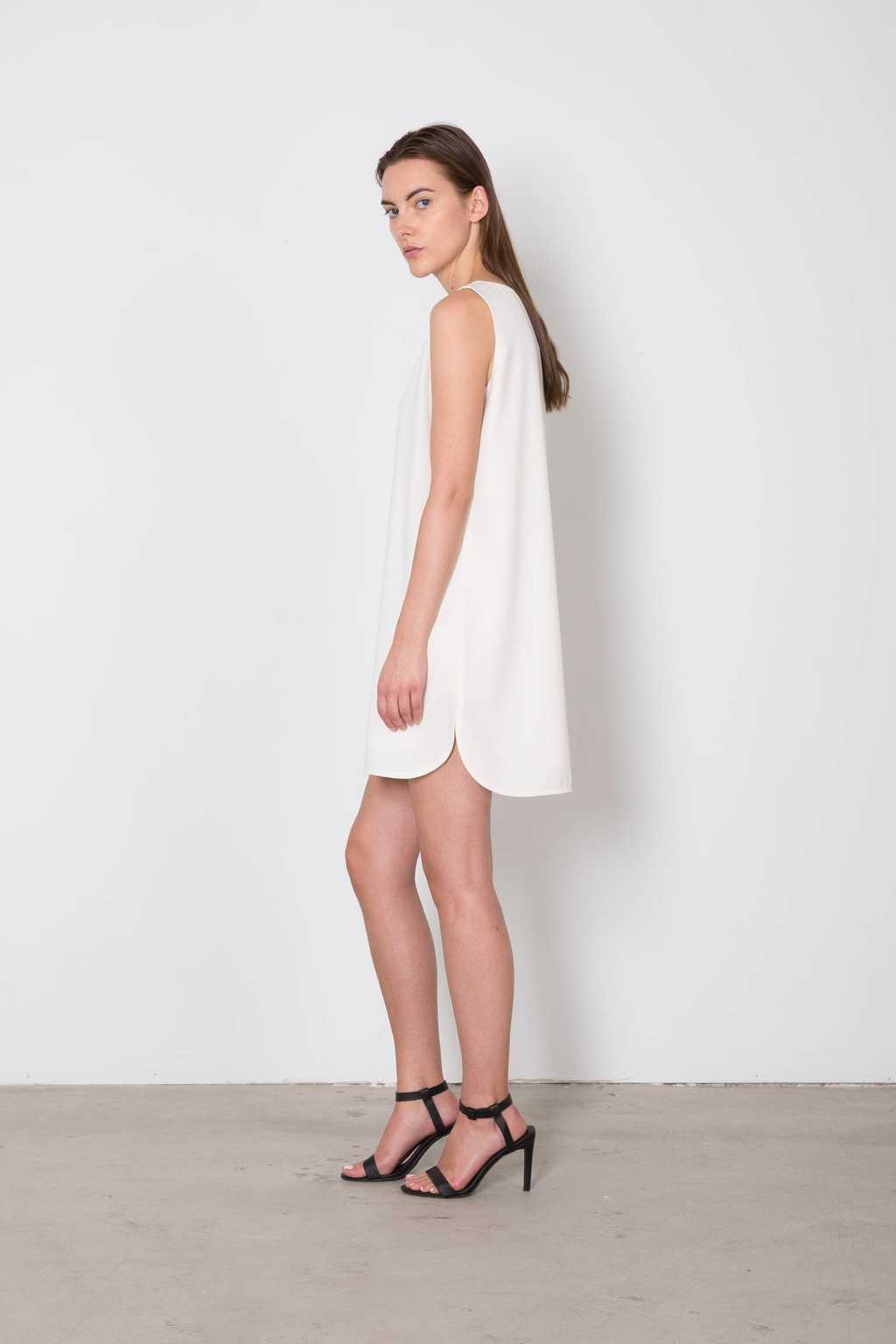 Dress 3135 White 3