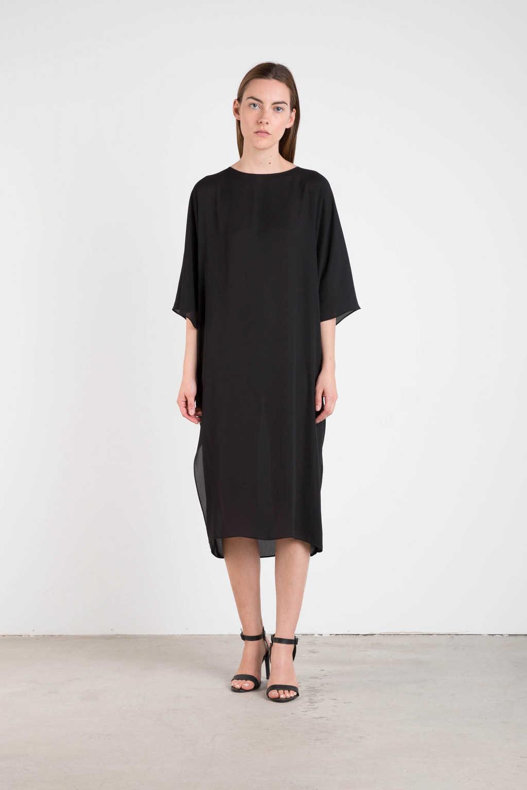 Dress 3139 Black 1
