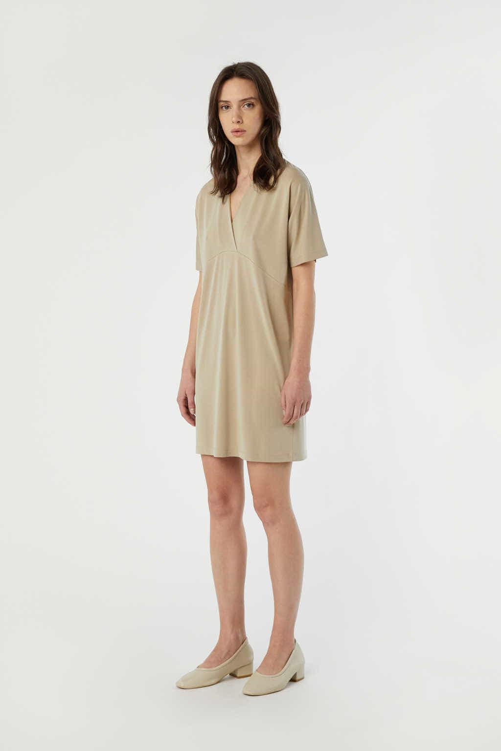 Dress 3157 Sage 4