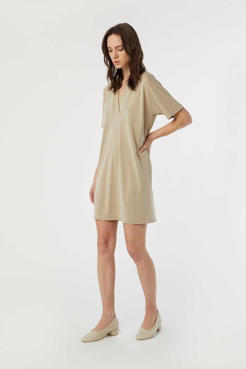 Dress 3157 Sage 5