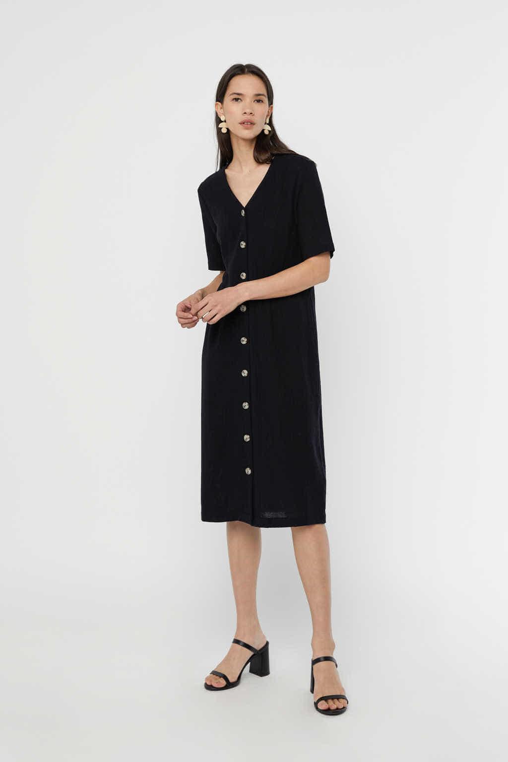 Dress 3159 Black 8