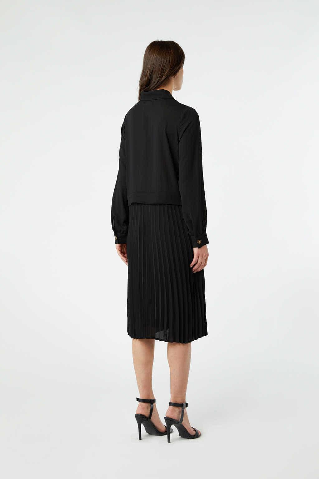 Dress 3393 Black 13