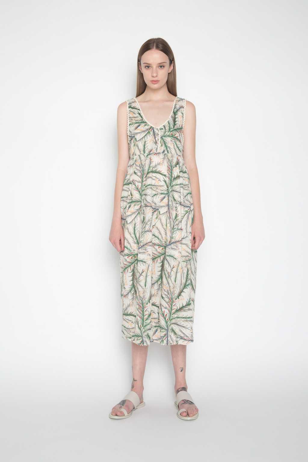 Dress H156 Green 1