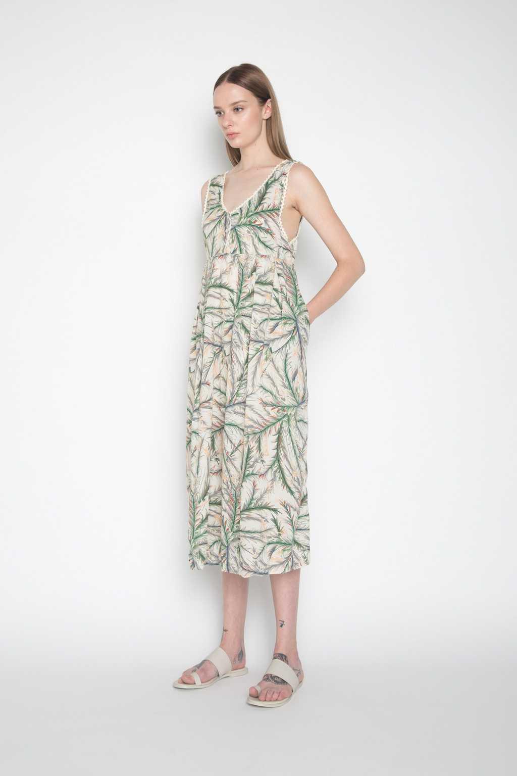 Dress H156 Green 3
