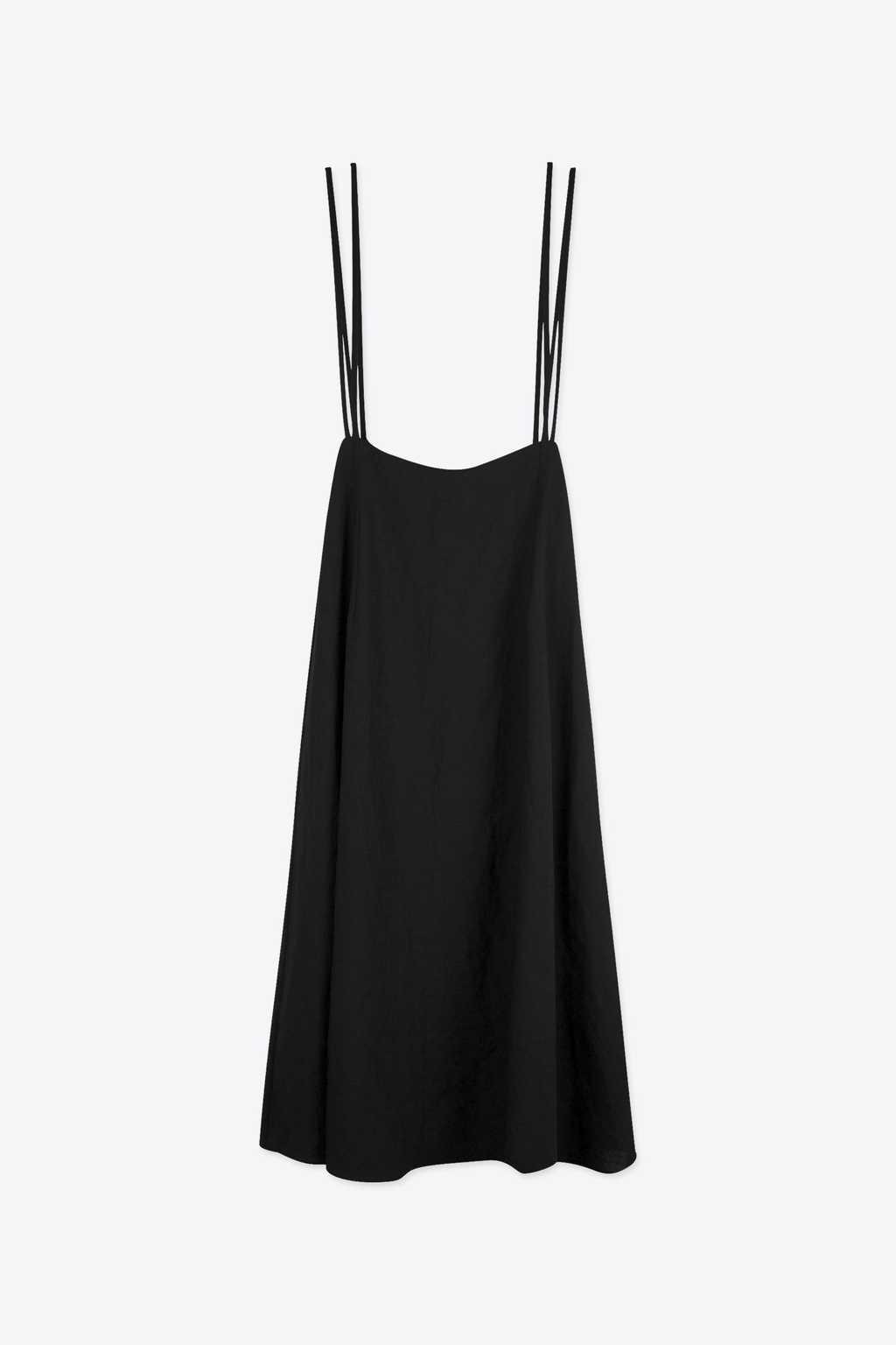 Dress H185 Black 9