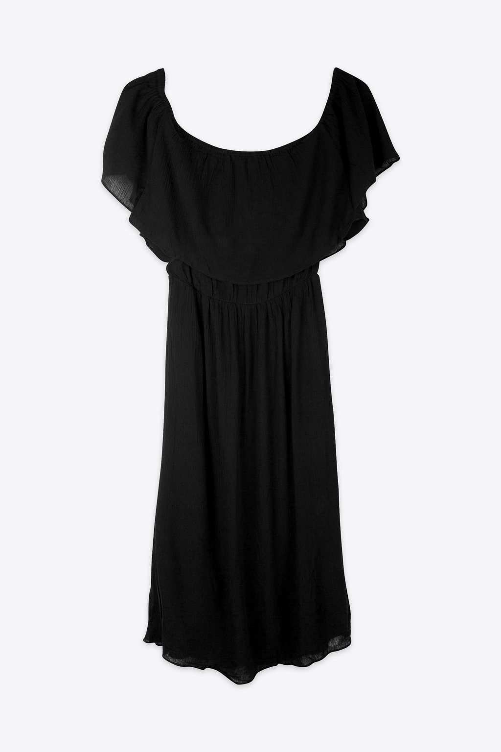 Dress H200 Black 7