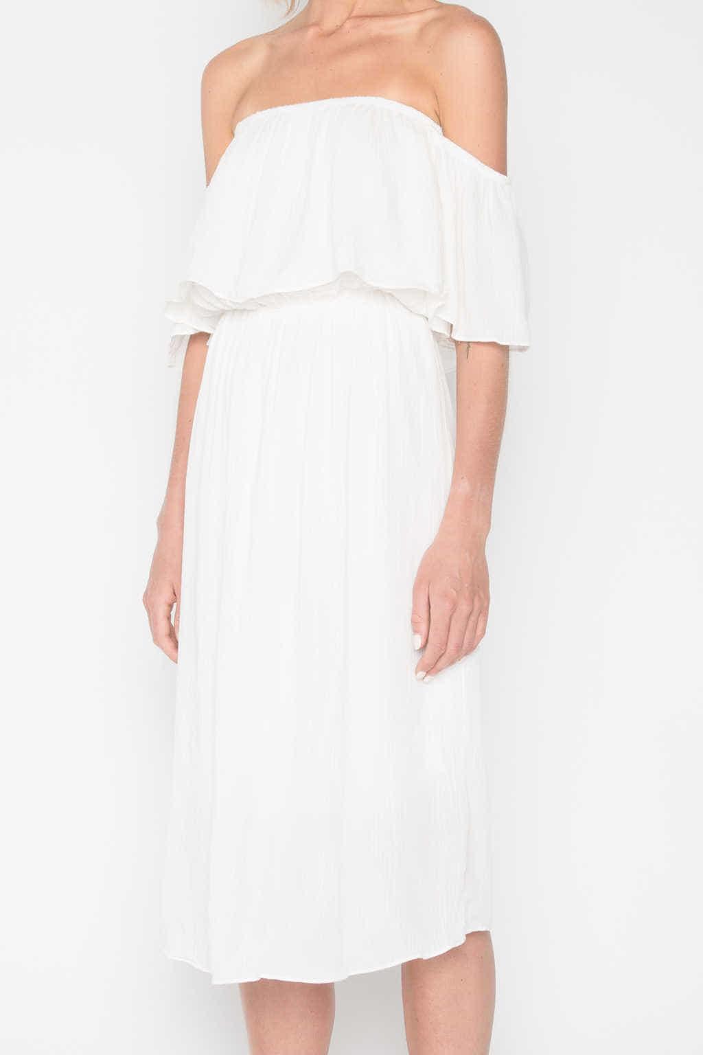 Dress H200 Cream 2