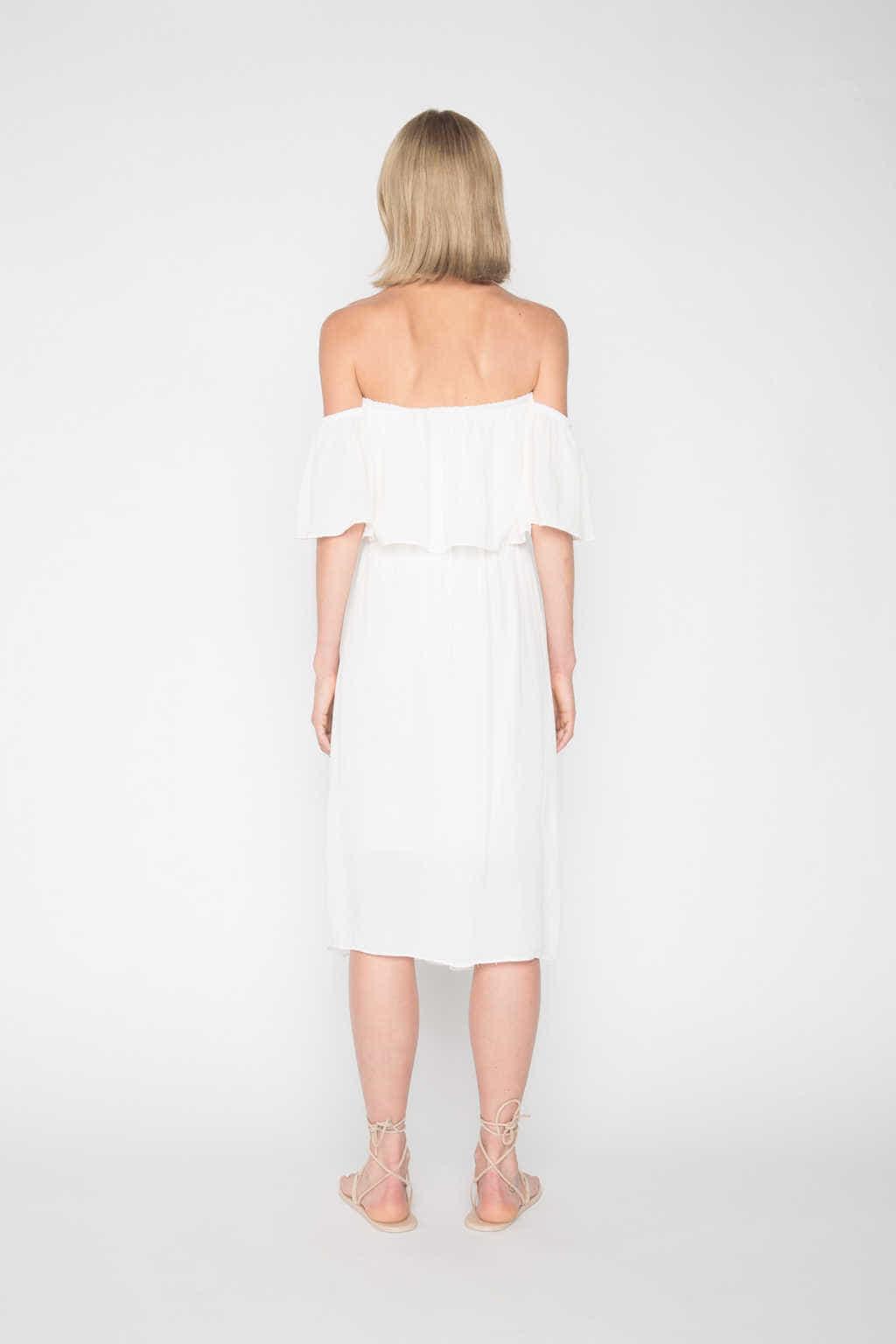 Dress H200 Cream 4
