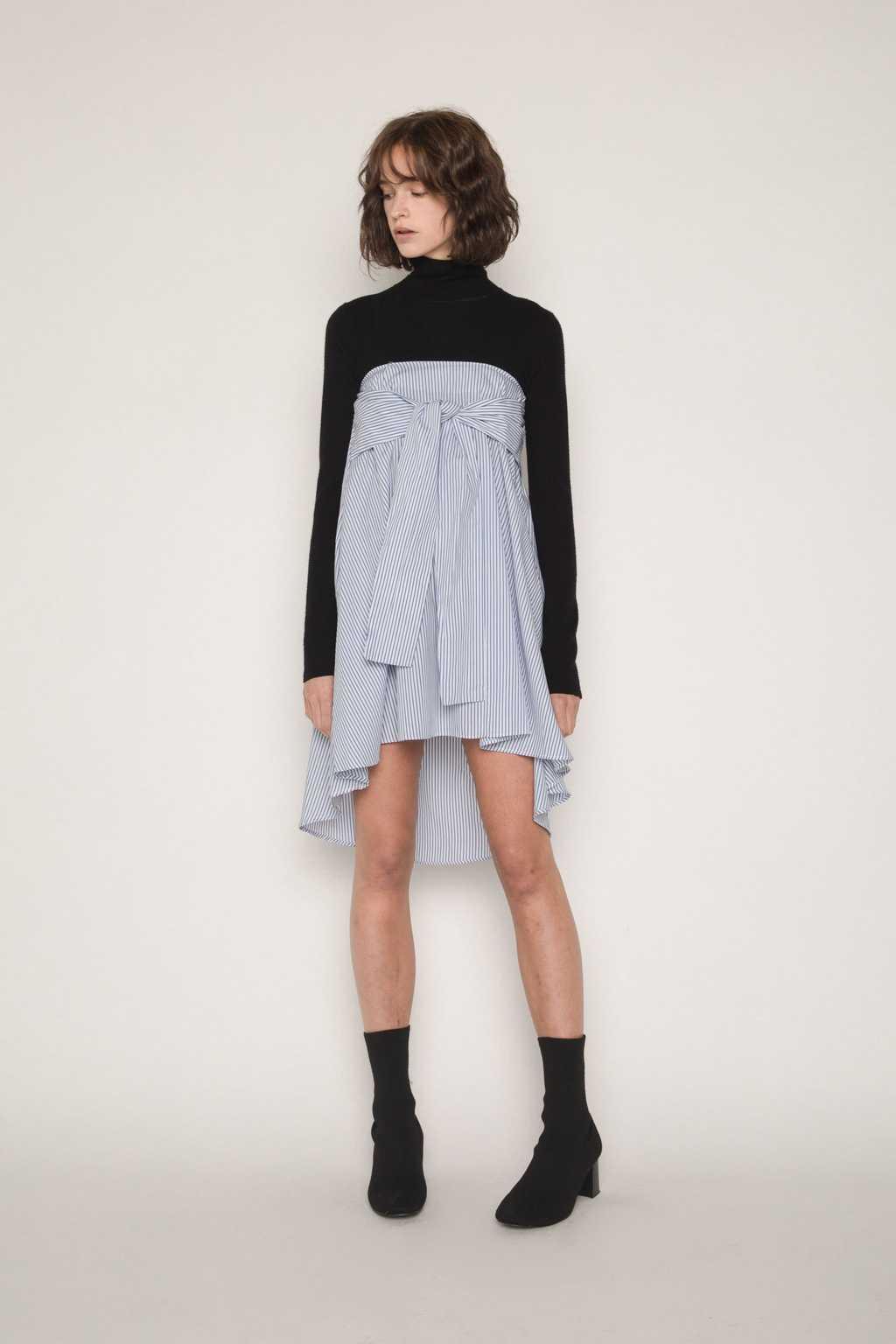 Dress H222 Cream 1