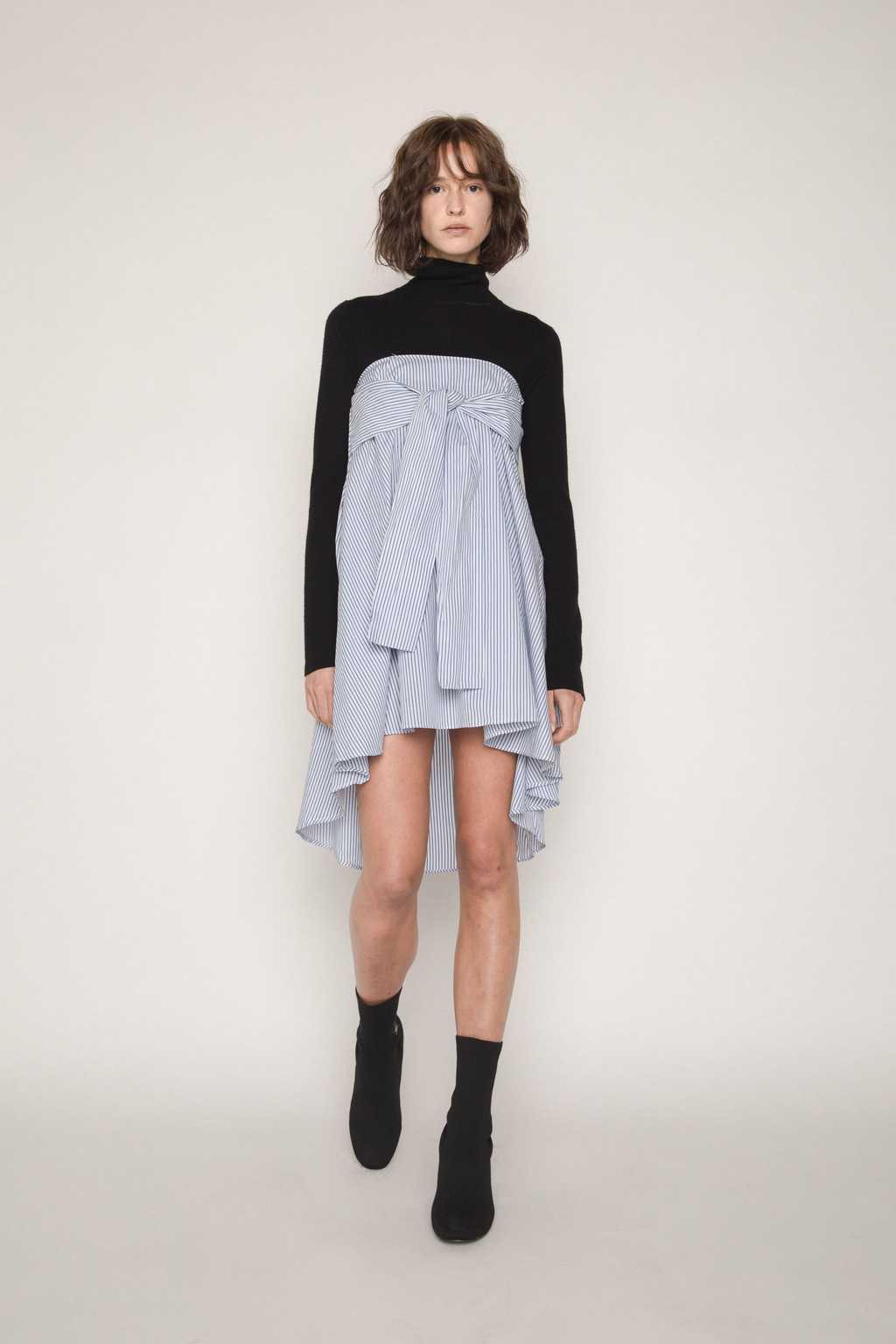 Dress H222 Cream 4