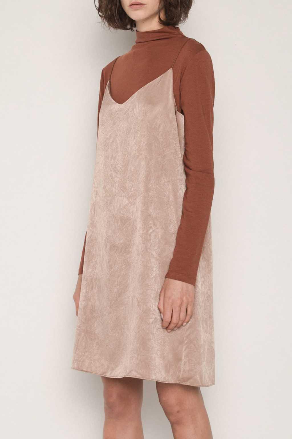 Dress H233 Beige 2