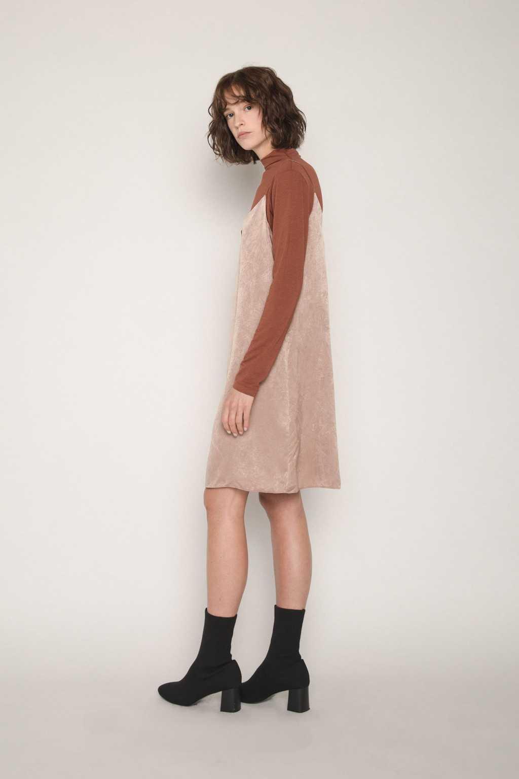 Dress H233 Beige 3