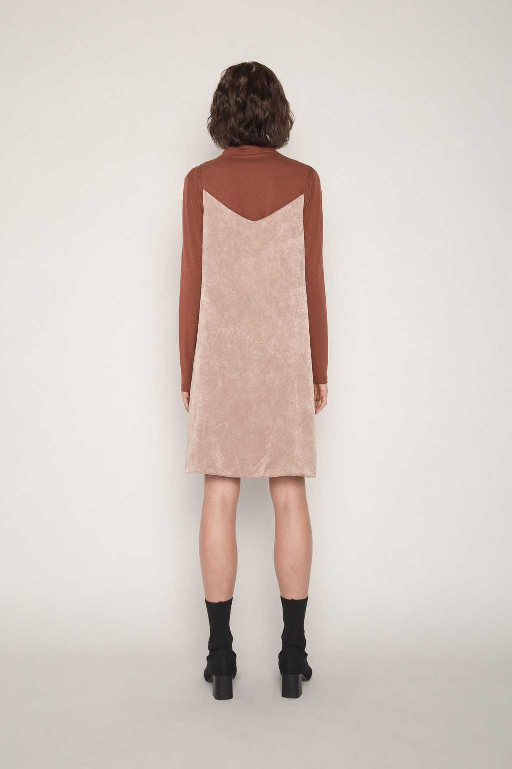 Dress H233 Beige 4