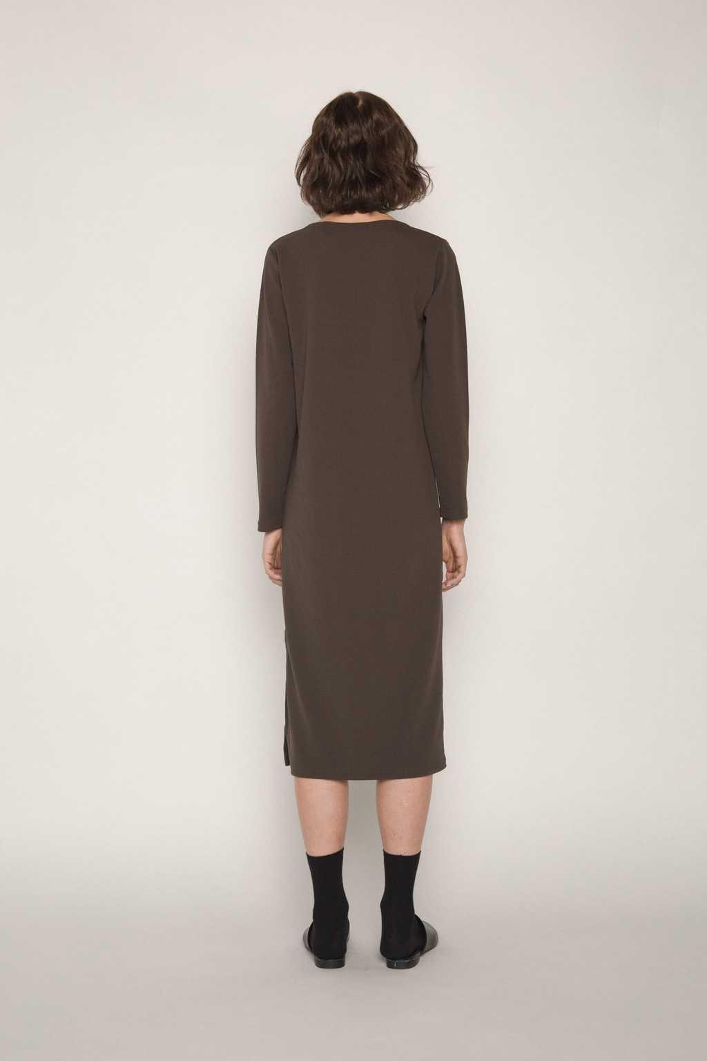 Dress H256 Olive 4