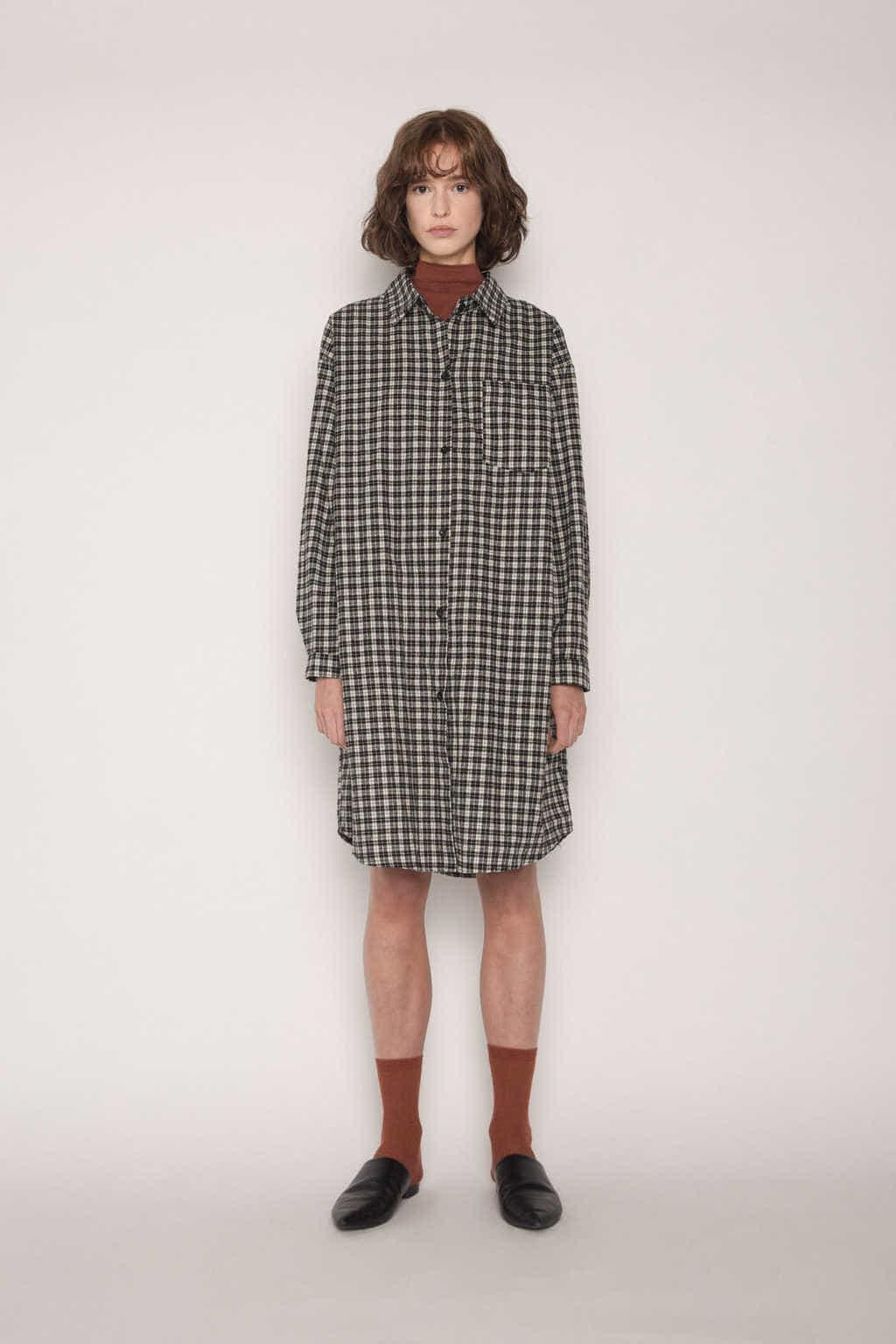 Dress H263 Black 1