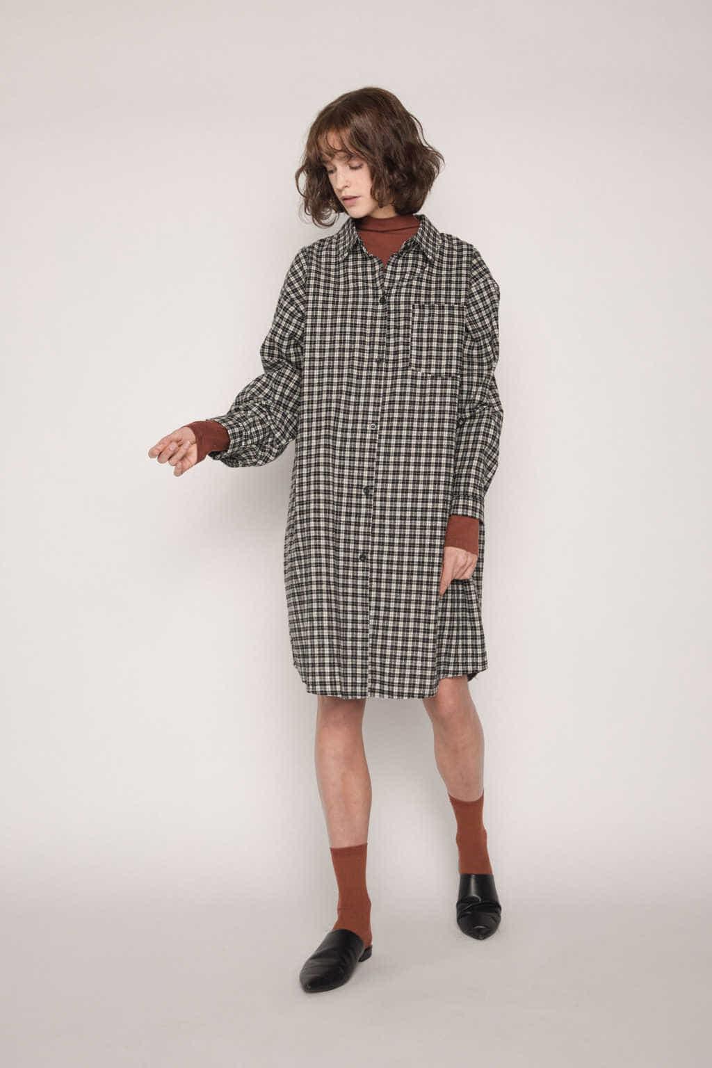 Dress H263 Black 3