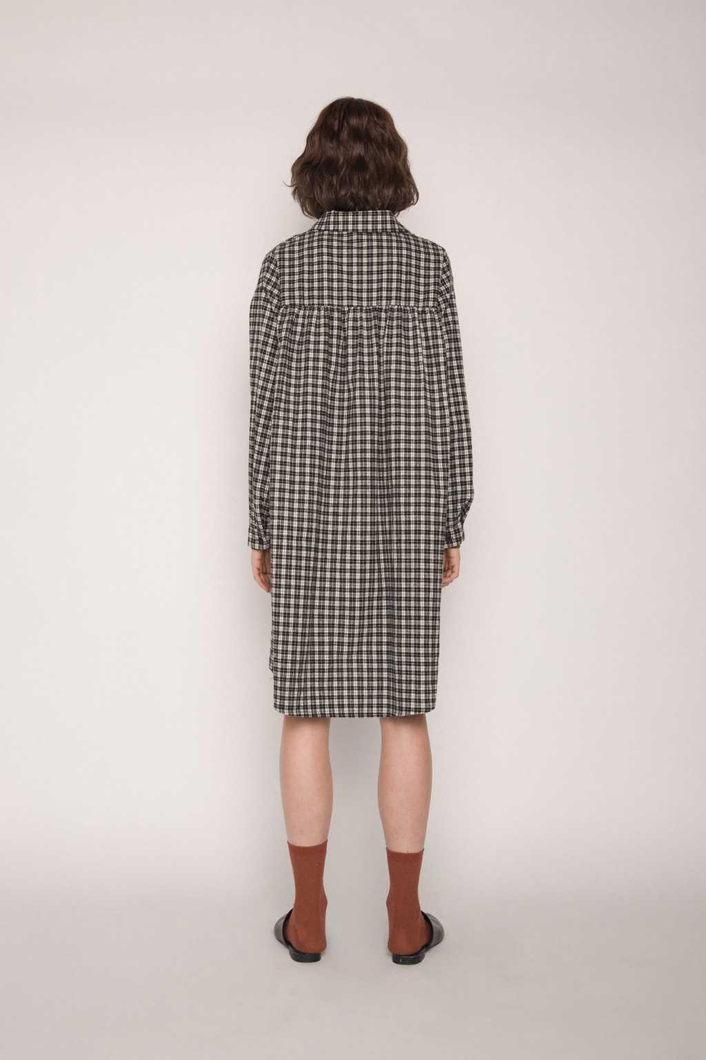 Dress H263 Black 4