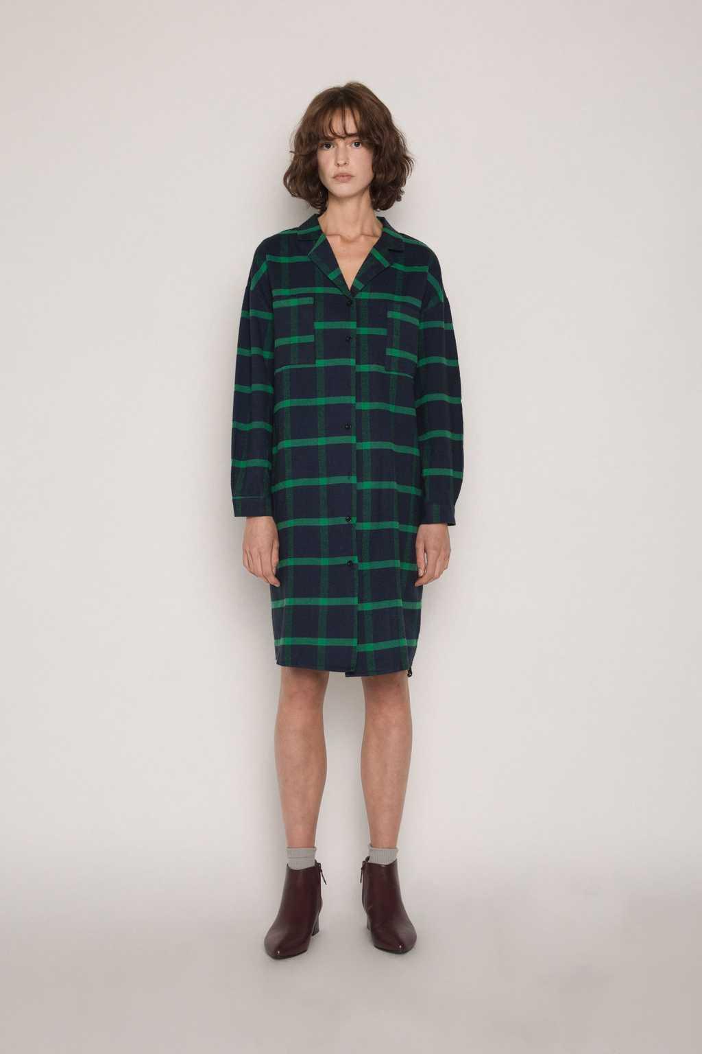 Dress H265 Green 1