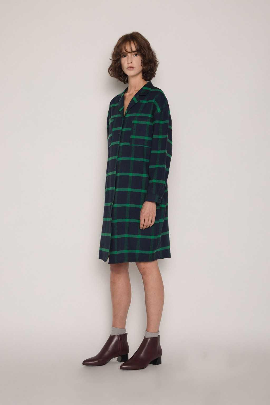 Dress H265 Green 2