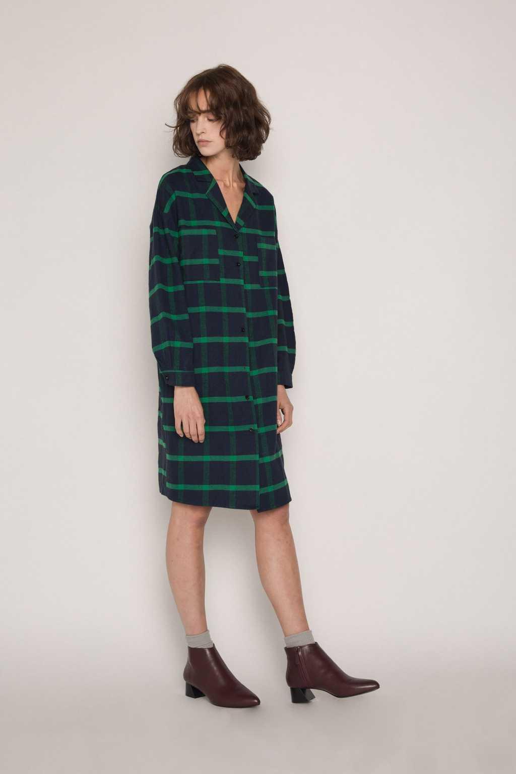 Dress H265 Green 3