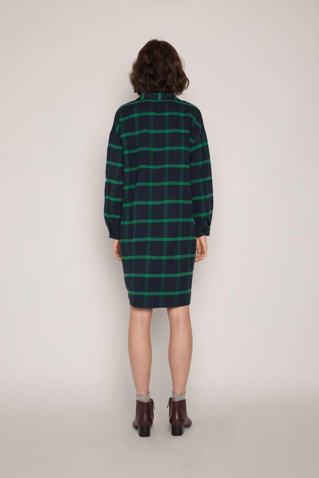 Dress H265 Green 4