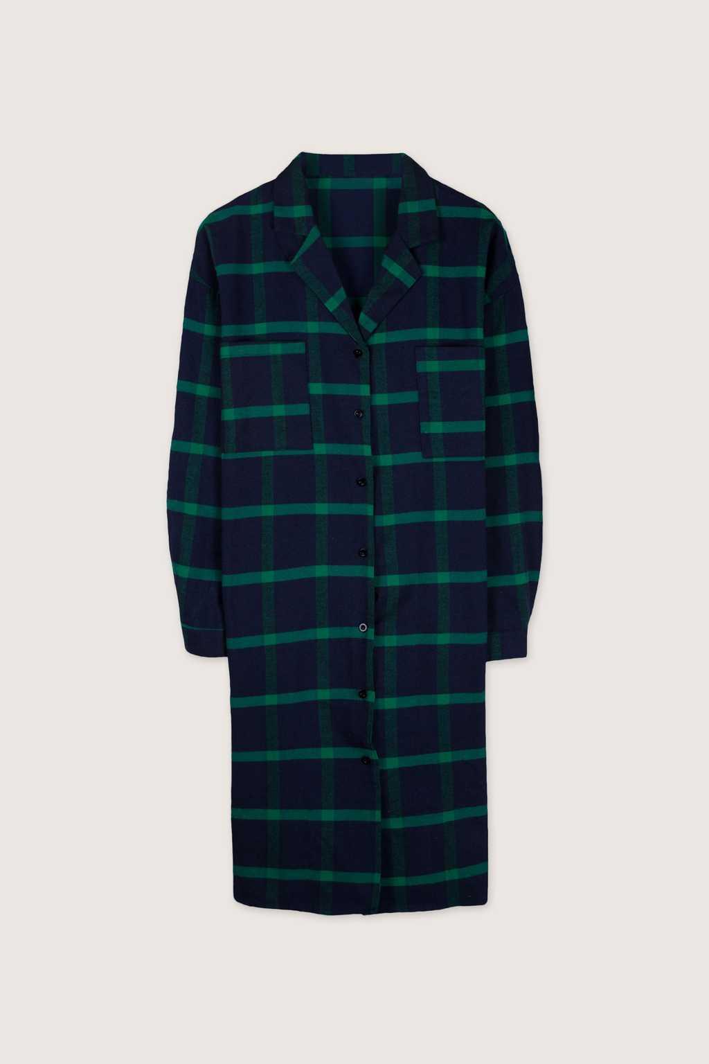 Dress H265 Green 5