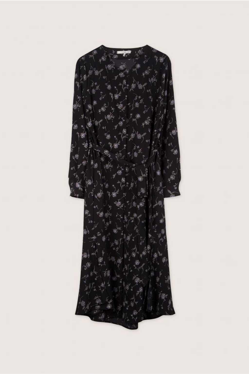 Dress H286 Black 7