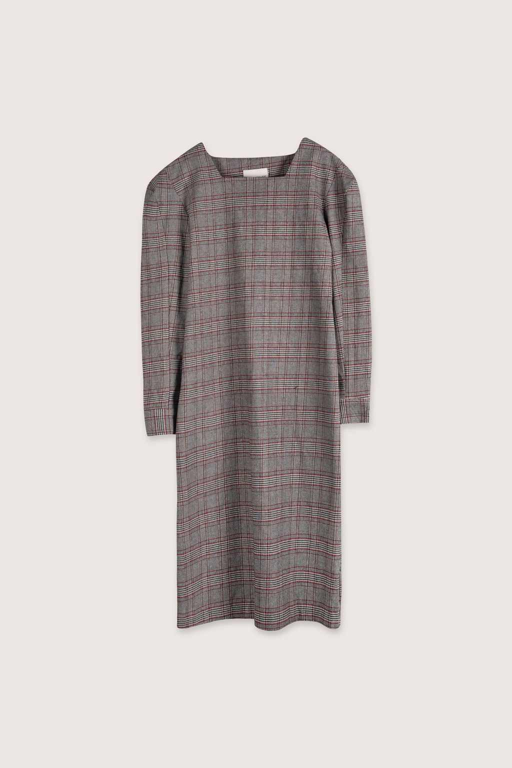 Dress H287 Gray 5