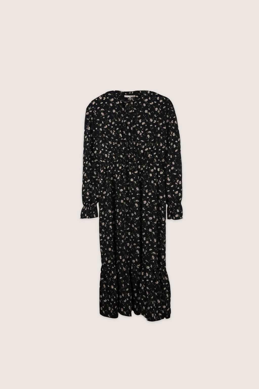Dress H288 Black 7